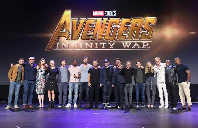 Disney, Avengers, Infinity War