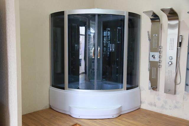 stainless steel 304 built shower panel - teetotal - jacuzzi-bathtub.com