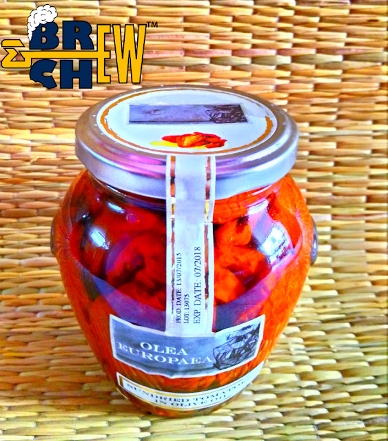 Sun Dried Tomatoes In Olive Oil | Olive Tree Trading Review