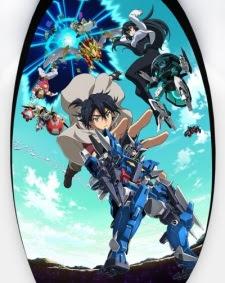 الحلقة  5  من انمي Gundam Build Divers Re:Rise مترجم بعدة جودات