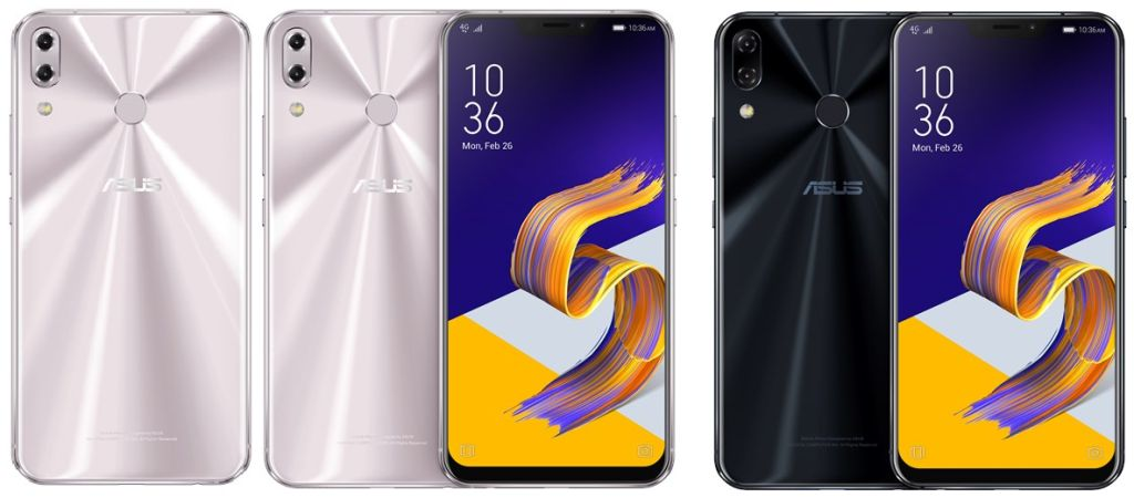 Asus ZenFone 5 (ZE620KL) (2018) with Specifications