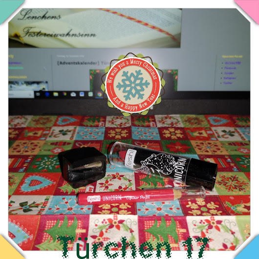 [Adventskalender] Türchen 17