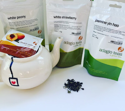 Adagio tea from around the world