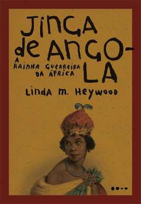 livro jinga angola
