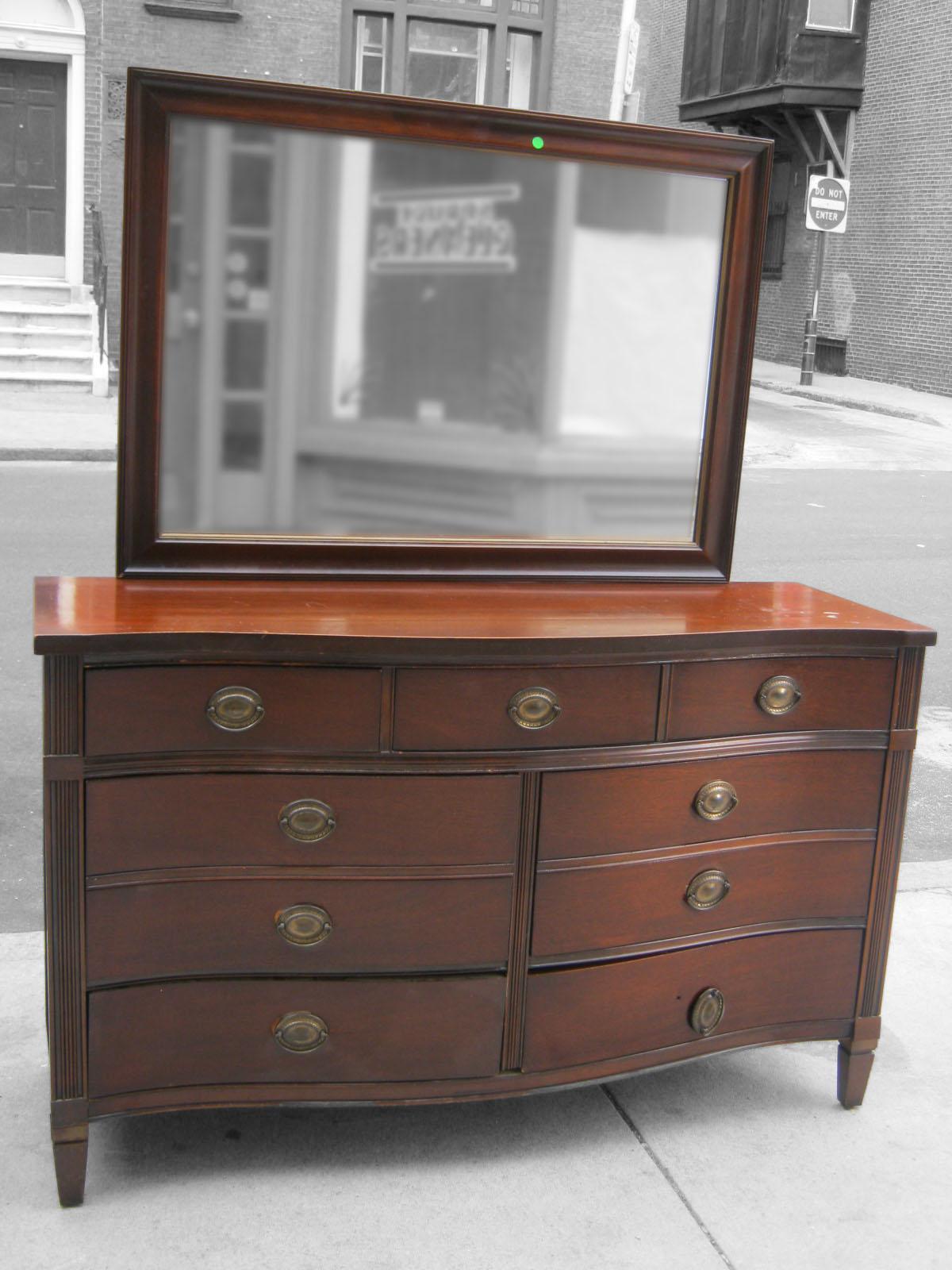 Uhuru Furniture Amp Collectibles Mahogany Bureau With