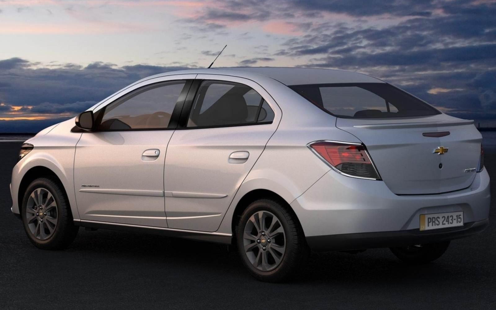 Chevrolet Prisma Advantage 2015  Fotos E Especifica U00e7 U00f5es