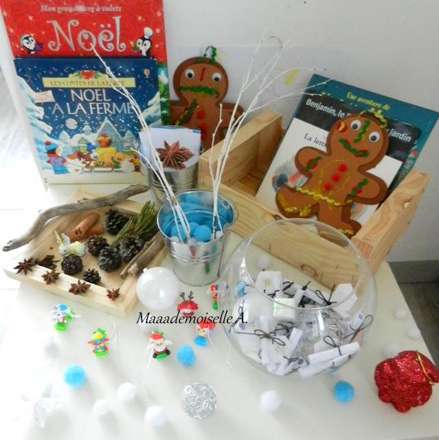 || Table des saisons : L'avent et Noël