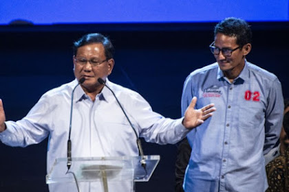 Suara Prabowo Berkurang, Real Count KPU dari Dubai Tak Dilengkapi C1