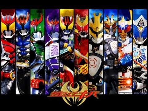 All OST(OP) Kamen Rider Heisei(Kuuga-Build) - Klikshowtime com