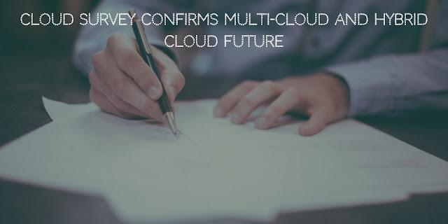 Cloud Survey Confirms Multi-Cloud and Hybrid Cloud Future