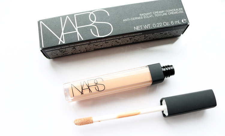 Nars Radiant Creamy Concealer Honey review and swatches
