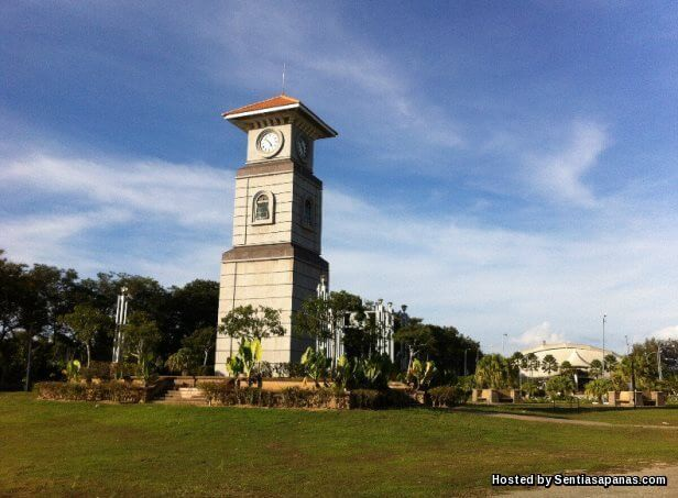 Menara Jam (Clock Tower)
