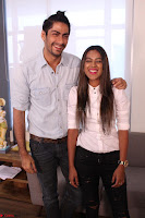 Nia Sharma at an itnerview for For Web Series Twisted 25.JPG