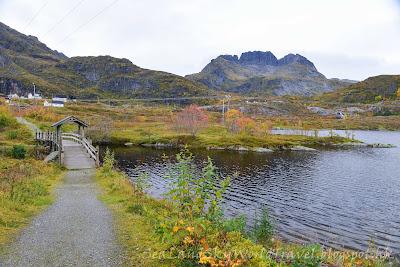 挪威,  羅浮敦群島, lofoten island, norway, sorvagen