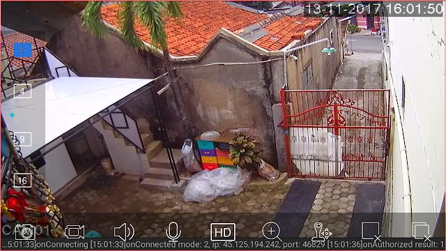 Paket CCTV HD Spc CCTV 1.3 mp