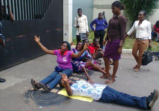 500-level Lagos Undergraduate Stabbed To Death