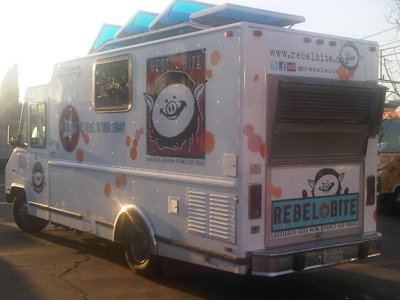 Chicken Rebel Food Truck