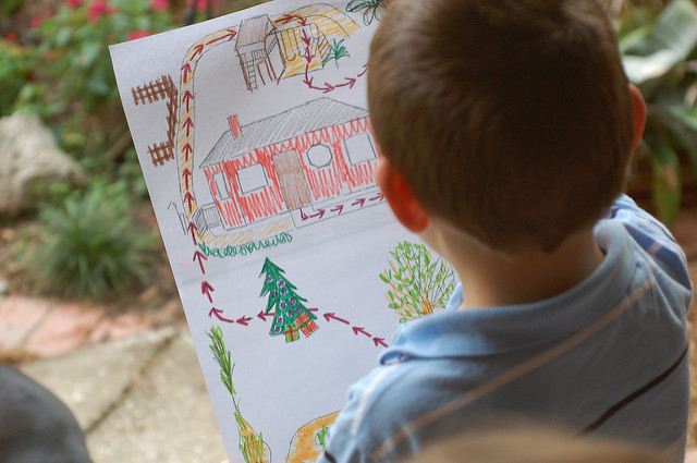 À moda antiga: 7 brincadeiras para ensinar para os filhos