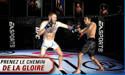 لعبةEA SPORTS™ UFC