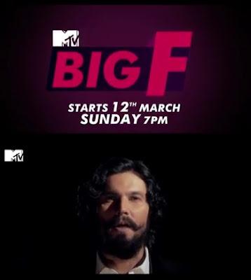 'MTV Big F Season 2' New Show Plot Wiki,Promo,Host,Cast,Timing