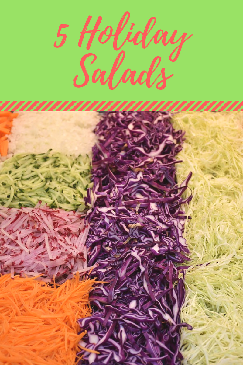5 Holiday Salads To Try Out And Make Over Christmas