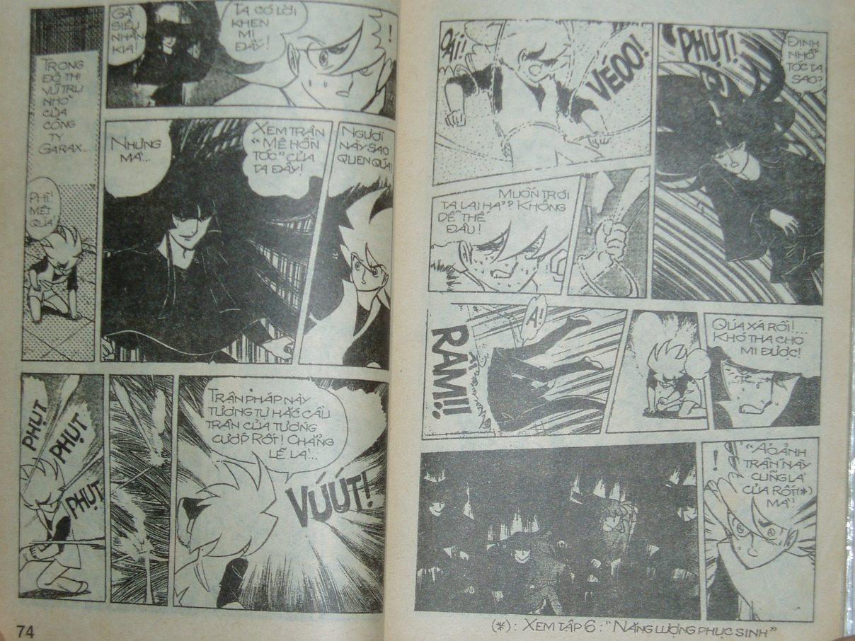 Siêu nhân Locke vol 08 trang 36