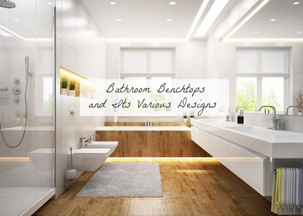 Bathroom benchtops and its various designs raellarina for Bathroom interior design philippines