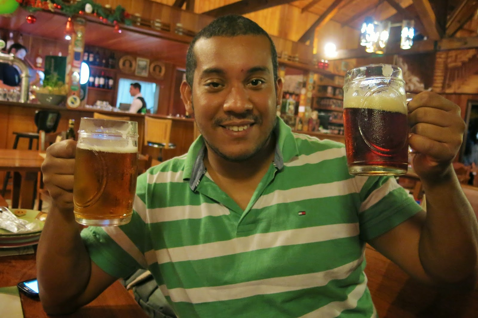 Bierbaum, cervejaria de Treze Tílias