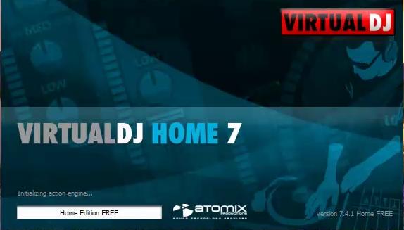 Virtual dj home 7. 0 download (free) virtualdj_home. Exe.