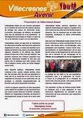 Villecresnes Avenir N°1 - Janvier 2015