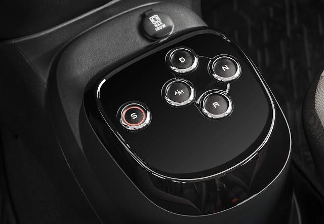 Fiat Mobi GSR Automático para PcD: preço R$ 35.990 reais