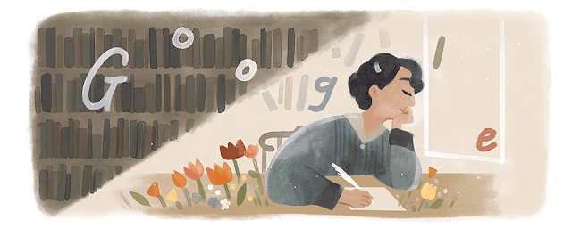 gamila-el-alailys-112th-birthday-Gamila El Alaily's 112th Birthday, Google Doodle Celebrating Today