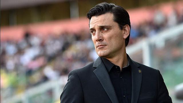 Vincenzo Montella Resmi Dipecat Milan