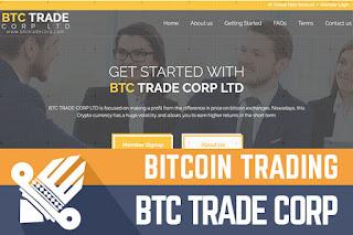 Btc Trade Corp – Bitcoin Trading - DavidNews News & Reviews