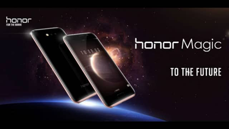 Huawei Honor Magic With Intelligent Features Is Now Official!