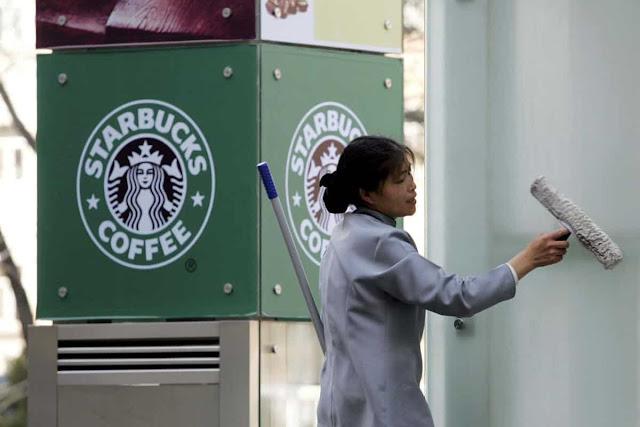 Starbucks, Alibaba announce China delivery venture