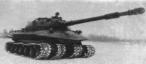 Il carro armato superpesante Objekt 279.