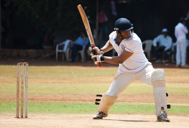 How to Be a Good Batsman in Cricket