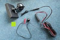 verbinden: AUTO VOX M1 Auto Rückfahrkamera mit Monitor 4.3'' TFT LCD Rückansicht Bildschirm mit IP68 wasserdichte Kamera für Einparkhilfe&Rückfahrhilfe, einfache Installation für die meisten Automodell