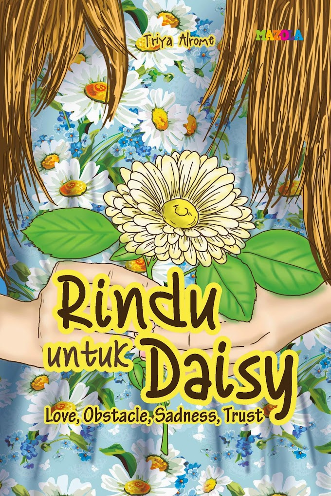 [GIVEAWAY] Rindu Untuk Daisy