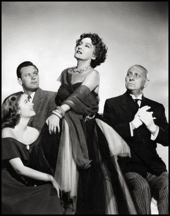 Imagen promocional de 'El crepúsculo de los dioses' (Billy Wilder, 1950)