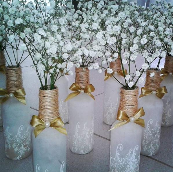 15 Ideas para reciclar y decorar botellas