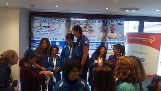 Με μετάλλια επέστρεψαν οι 7 αθλητές μας S.O. Π.Ε. Εύβοιας από τους Πανελλήνιους Αγώνες Special Olympics Κανόε-Καγιάκ στη Λίμνη Κουρνά του Νομού Χανίων