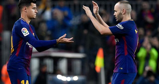 مشوار فريق برشلونة وفريق فالنسيا للدور نصف النهائي لكاس ملك إسبانيا