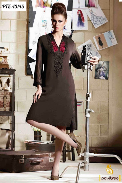 College Girls fashion designer kurtis online shopping with discountr sale