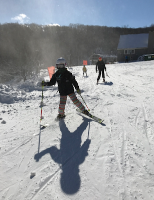 ski the east, ski the south, Wintergreen Virginia, Ski virginia, snow day, ski bunny,