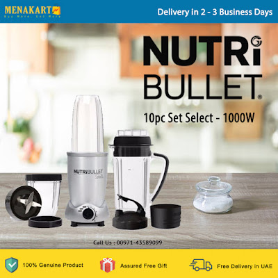 NutriBullet 10pc Set Select - 1000W