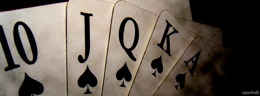 Copertine facebook: Scala Reale Poker