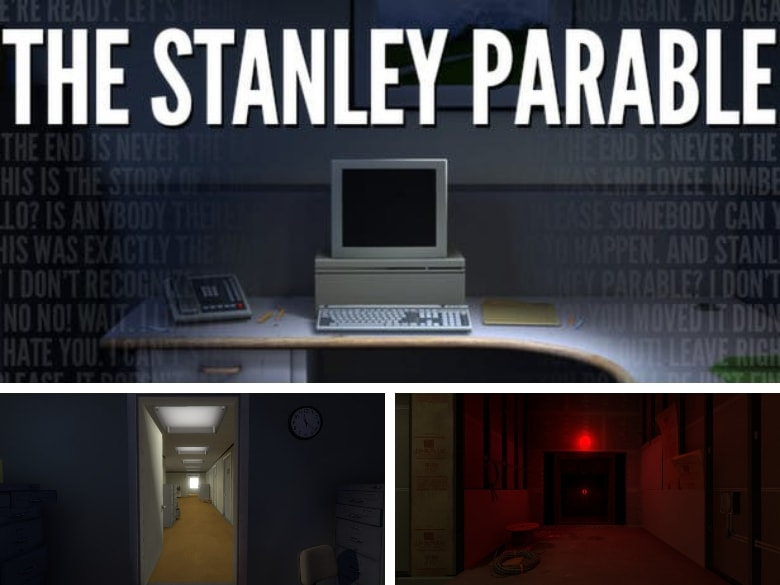 The Stanley Parable (Galactic Cafe, 2013)