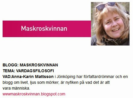 Min blogg favorit hos M-magasin